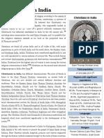 Christianity in India - Wikipedia