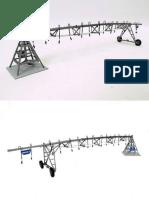 Pivot Irrigation 3D