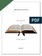 BRIEF COMMENTARY 2 CORINTHIANS.docx