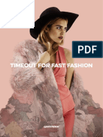 Fact Sheet Timeout for Fast Fashion