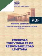 Derecho Comercial- EIRL