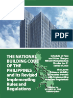 The National Building Code of the Philippines and Its Revised Implementing Rules and Regulations