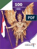 100 Event Wisata Nasional Indonesia