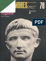 078 Los Hombres de la Historia Augusto E Lepore CEAL 1969.pdf