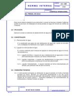 Co-005 Ligação de Ramal Predial de Agua
