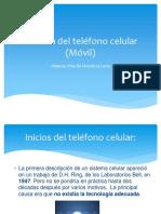 Historia Del Teléfono Celular (Móvil)