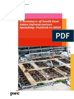 South East Asia Infra Spending Outlook to 2025