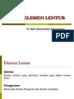 elemen-lentur