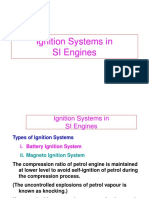 Ignition Systems B SNIsT