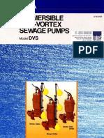 Ebara Submersible Semi Vortex Sewage Pump - DVS.pdf