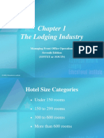 Chapter 1_The Lodging Industry