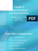 Chapter 6_Communications and Guest Service.ppt