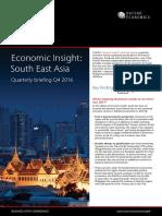 Economic Insight - SEA Q4 2016