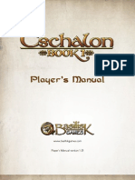 Eschalon Players Manual