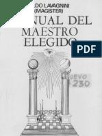 Magister - Maestro Elegido