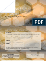 Formation of Images