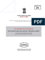 Indian Parliamentary committee report on aviation, tourism 2017