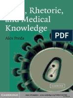 Aids Rhetoric and Medical Knowledge