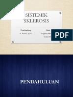 SISTEMIK SKLEROSIS