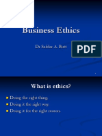 10 Business Ethics