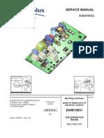 Electrolux Ewm10931( Tc1-Tc2-Tc3 )