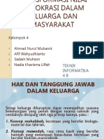 TRANSFORMASI NILAI DEMOKRASI DALAM KELUARGA DAN MASYARAKAT.pptx