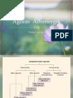 agonis adrenergik