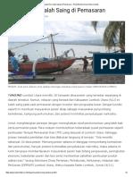 Nelayan KLU Kalah Saing Di Pemasaran - Portal Berita Harian Radar Lombok