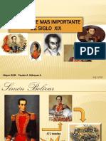 0 Bolivar Hombre Mas Importante Del Siglo Xix