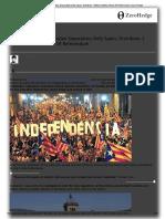 _Go Out & Vote!_ - Catalan Separatists Defy Spain, Distribute 1 Million Ballots Ahead of Referendum _ Zero Hedge