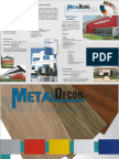 Catalogo Belmetal Metaldecor 2011