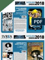 Novedades Ivrea - Enero 2018