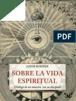 Bohme, Jakob - Sobre la vida espiritual [20730] (r1.2).epub