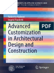 (SpringerBriefs in Applied Sciences and Technology  _ PoliMI SpringerBriefs) Roberto Naboni, Ingrid Paoletti (auth.)-Advanced Customization in Architectural Design and Construction-Springer Internatio.pdf