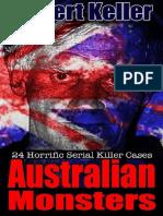 Keller Robert Australian Monsters