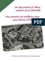 À Marseille, des parents d'élèves envoient un calendrier aux élus pour dénoncer l'état des écoles