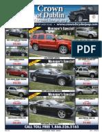 Crown Chrysler Jeep Kia  - Issue 18