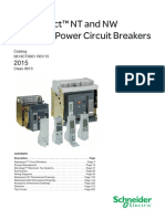 Square D NT and NW Breaker Manual
