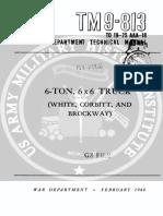 TM9-813 6x6 Truck White Corbitt Brockway.pdf