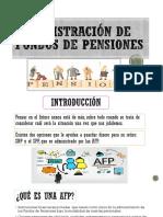 ADMINISTRACIÓN DE FONDO DE PENSIONES