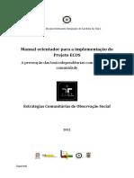Manual Ecos