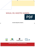 Manual Quesero