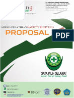 Proposal Pelatihan Safety Driving