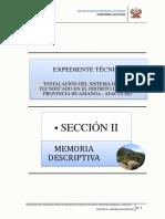 1) Memoria Descriptiva - Separador