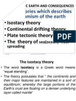 Isostacy Theory