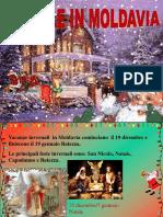 Natale in Moldova