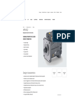 Linde - Hydraulic Pumps HPV-02