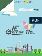 Paket O Penyisihan IE Games 11th Edition
