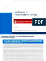 Peter Noteboom -5 Frames of Transformational Change