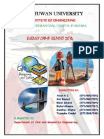 Survey Camp Report Pashchimanchal Campus and Kali Khola Field Survey